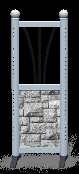 Wing > Combi G > Pillar Brick
