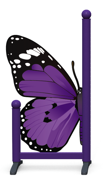 Wing > Butterfly > Purple Butterfly