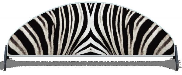 Fillers > Half Moon Filler > Zebra Skin