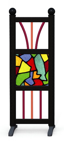 Wing > Combi D > Stained Glass