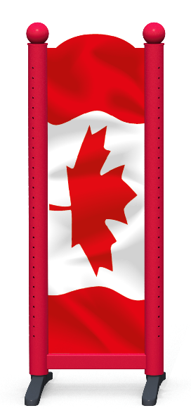 Wing > Combi M > Canadian Flag