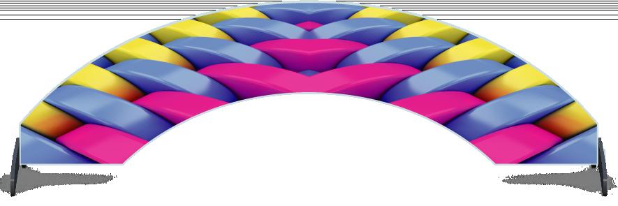 Fillers > Arch Filler > Basket Weave