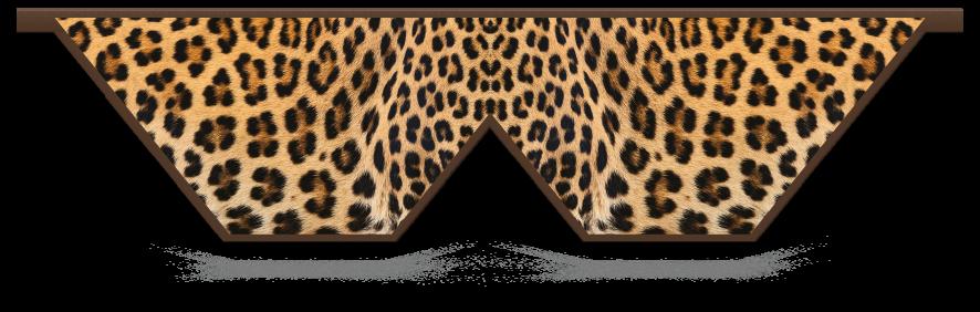 Fillers > Double V Filler > Leopard Skin