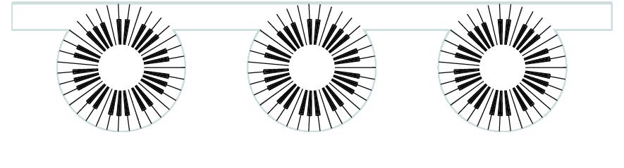 Fillers > O Filler > Piano Keys