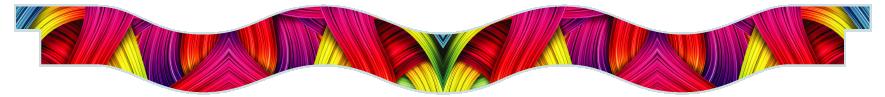 Planks > Wavy Plank > Rainbow Ribbons