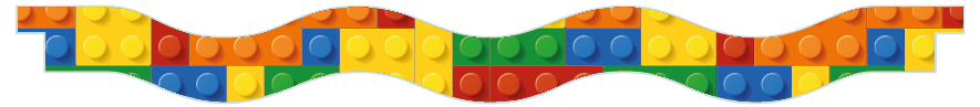 Planks > Wavy Plank > Toy Bricks