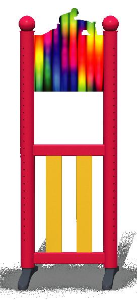 Wing > Combi I > Rainbow Tubes
