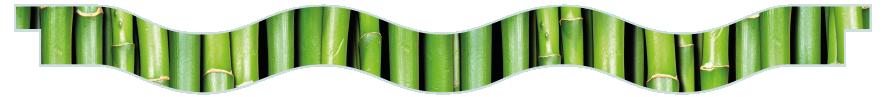 Planks > Wavy Plank > Bamboo