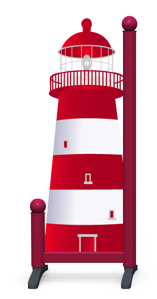 Wing > Lighthouse > Red Lighthouse