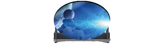 Fillers > Oval Filler > Space