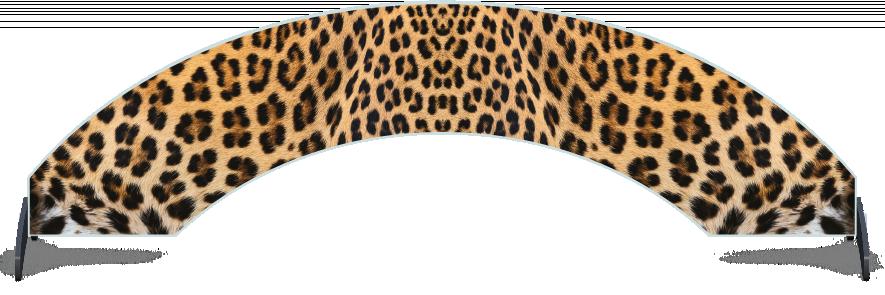Fillers > Arch Filler > Leopard Skin