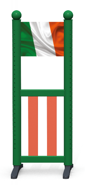 Wing > Combi K > Irish Flag