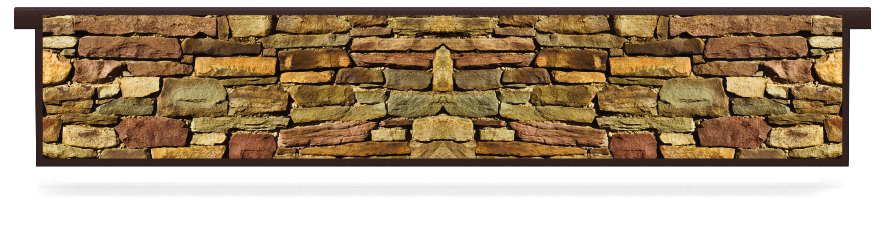 Fillers > Hanging Solid Filler > Cotswold Stone