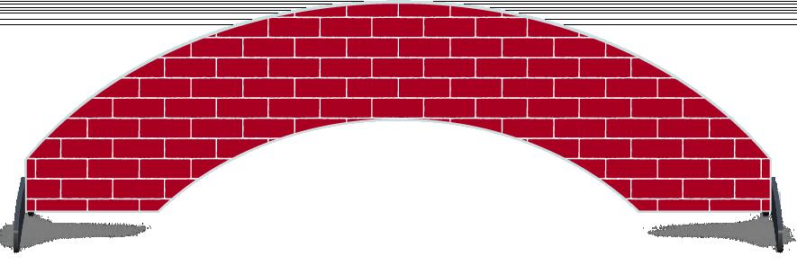 Fillers > Arch Filler > Full Brick