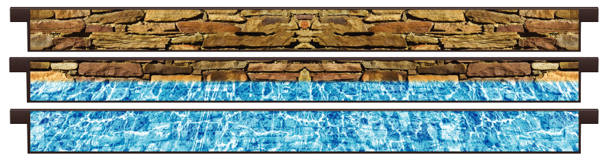 Planks > Straight Plank x 3 > Wall And Pool