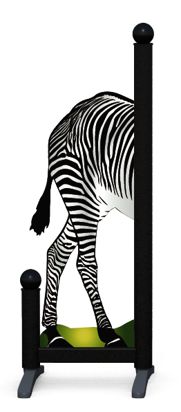Wing > Zebra Tail