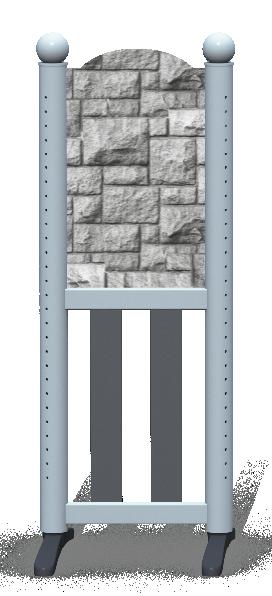 Wing > Combi L > Pillar Brick