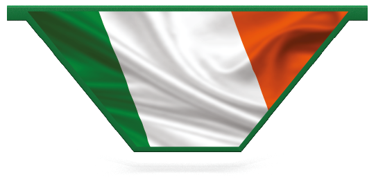 Fillers > V Filler > Irish Flag