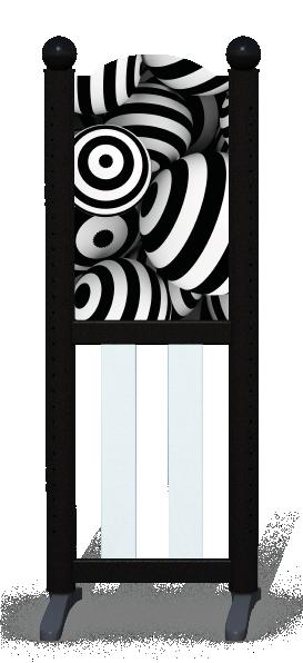 Wing > Combi L > Striped Circles