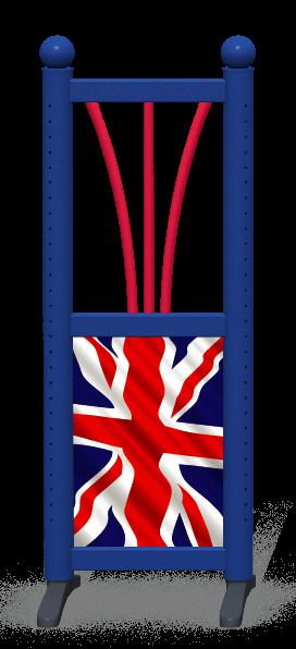 Wing > Combi G > United Kingdom Flag