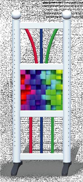 Wing > Combi D > Rainbow Cubes