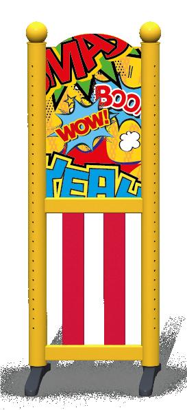 Wing > Combi L > Pop Art