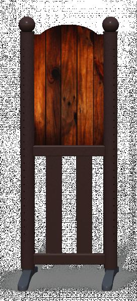 Wing > Combi L > Dark Wood