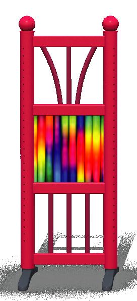 Wing > Combi D > Rainbow Tubes