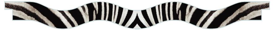Planks > Wavy Plank > Zebra Skin
