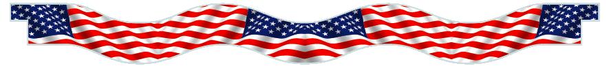Planks > Wavy Plank > American Flag
