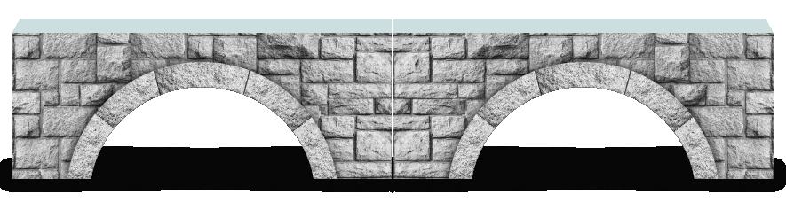 Fillers > Viaduct Wall > Pillar Brick