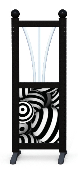 Wing > Combi G > Striped Circles