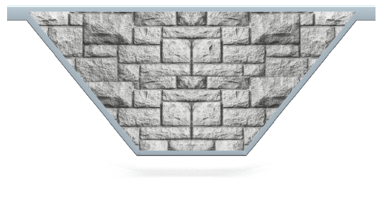 Fillers > V Filler > Pillar Brick