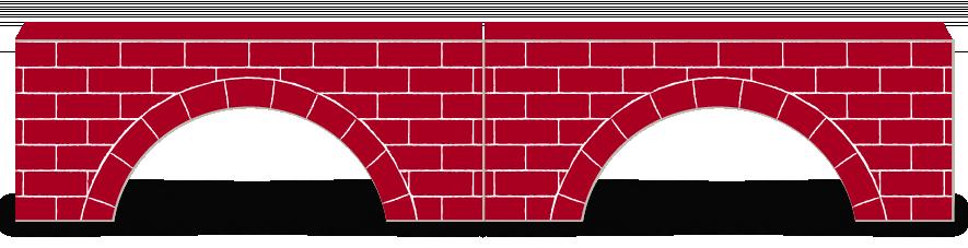Fillers > Viaduct Wall > Full Brick