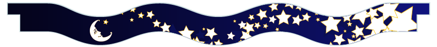 Planks > Wavy Plank > Moon And Stars