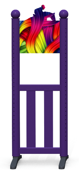 Wing > Combi I > Rainbow Ribbons