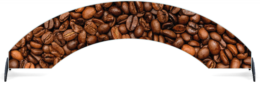 Fillers > Arch Filler > Coffee