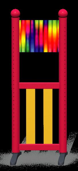Wing > Combi K > Rainbow Tubes
