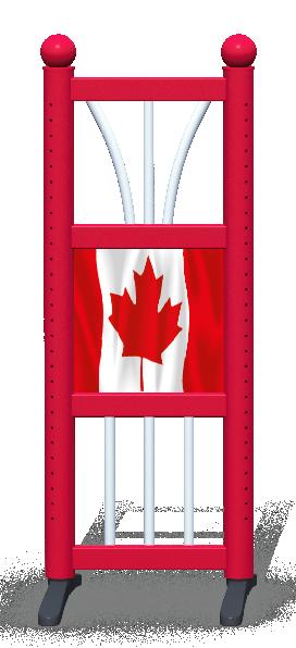 Wing > Combi D > Canadian Flag