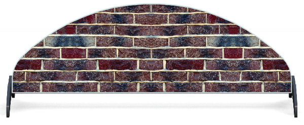 Fillers > Half Moon Filler > New Brick