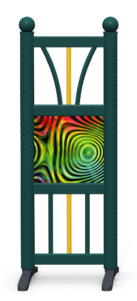 Wing > Combi D > Colourful Ripples