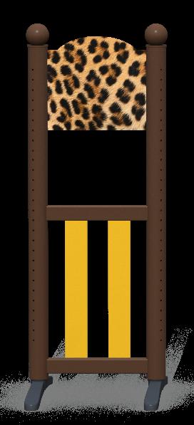 Wing > Combi K Arch > Leopard Skin