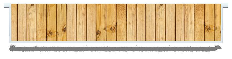 Fillers > Hanging Solid Filler > Light Wood