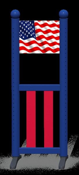 Wing > Combi K > American Flag