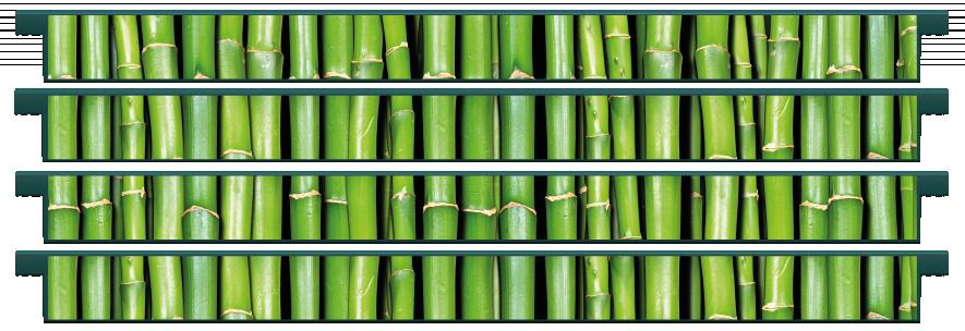 Planks > Straight Plank x 4 > Bamboo