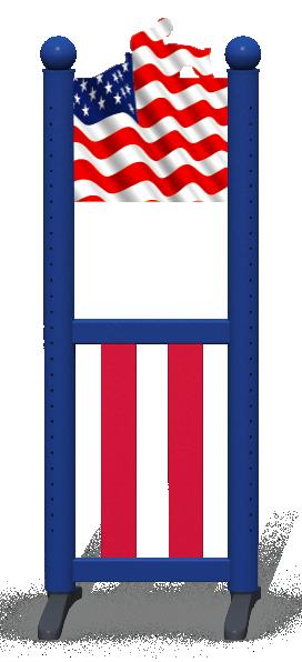 Wing > Combi I > American Flag