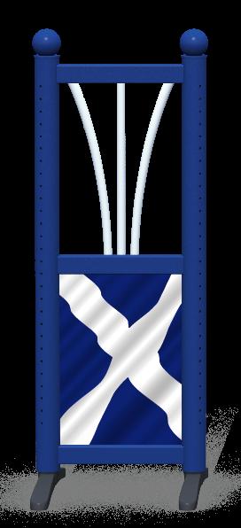 Wing > Combi G > Scottish Flag