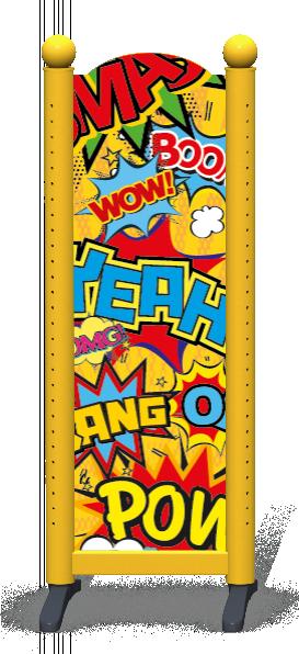 Wing > Combi M > Pop Art