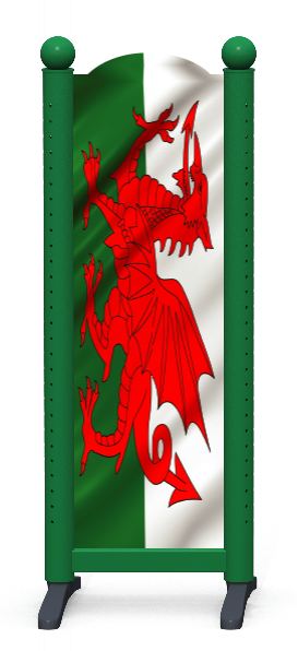 Wing > Combi M > Welsh Flag