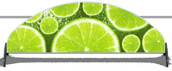 Fillers > Half Moon Filler > Limes
